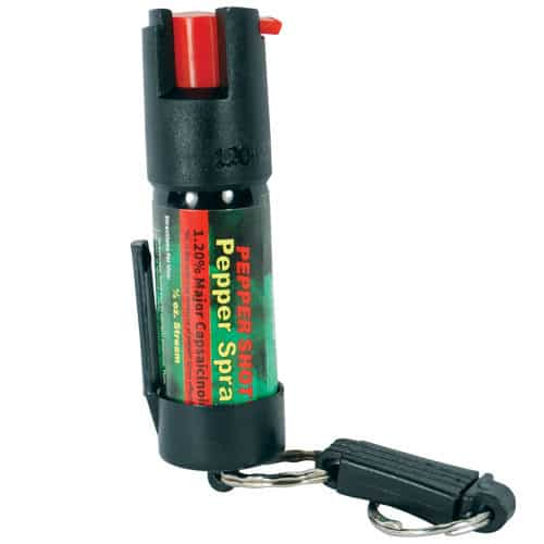 Pepper Shot Keychain Style Pepper Sprays