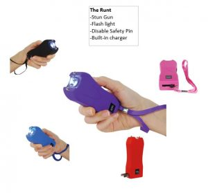 ThugBusters Runt Stun Gun now shipping to NY