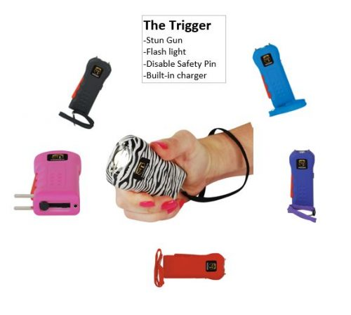 ThugBusters Trigger Stun gun now ships to NY