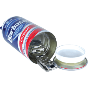 ThugBusters Can Safe Barbasol