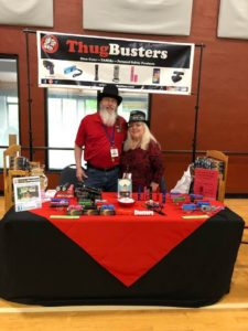 ThugBusters Booth