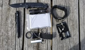 9pc survival kit