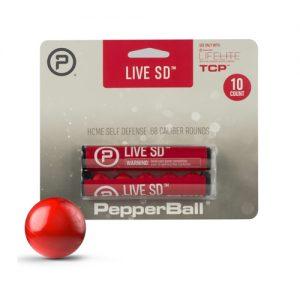 PepperBall 10-pk refills