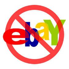banned on eBay