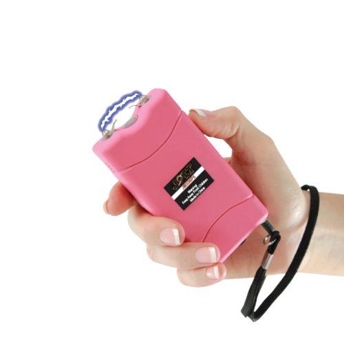 Jolt 86 Mini stun gun pink