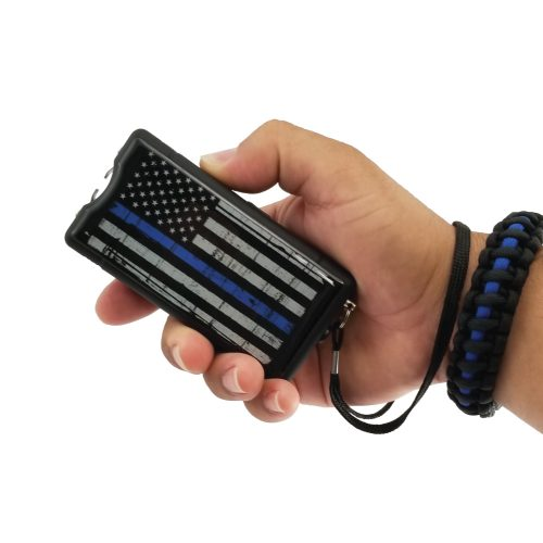 Police Force Thin Blue Line stun gun