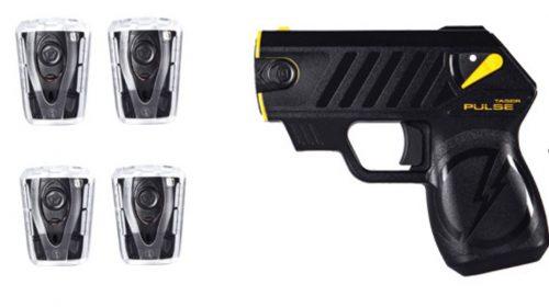 Thugbusters Black FRiday Taser Pulse 4 Cartridges