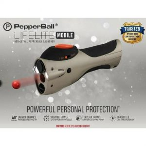 PepperBall Lifelite Mobile box