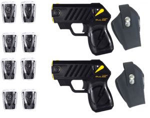 Taser Pulse+ Family Bundle