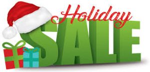 ThugBusters Holiday sale