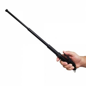 Police Force 21 inch automatic steel baton ThugBusters