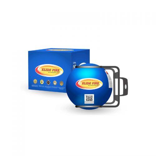 Elide Fireball Blue Package