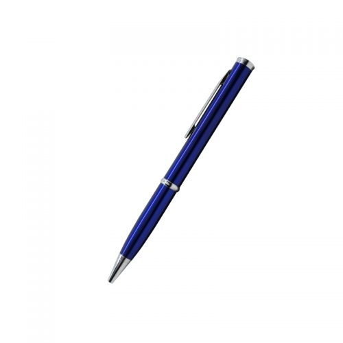 ThugBusters Blue Serrated Edge Pen Knife