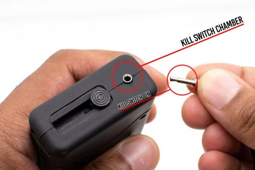 ThugBusters Tactical Stunner Disable Safety Pin
