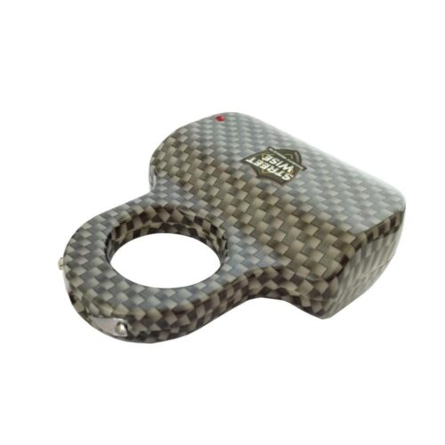 ThugBusters HydroDipped sting Ring Carbon Fiber