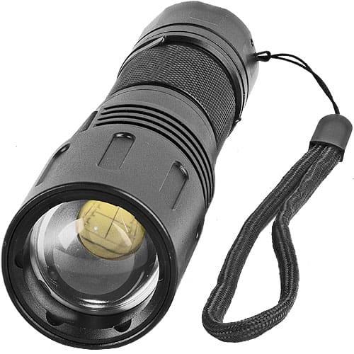 ThugBusters Self Defense Flashlight