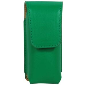 Leatherette Holster LIl Guy Stun Gun Green