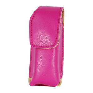 Leatherette Holster LIl Guy Stun Gun Pink