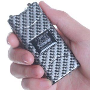 ThugBusters Tiny Quantum Stun Gun Carbon Fiber NY