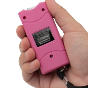 ThugBusters Tiny Quantum Stun Gun Pink NY