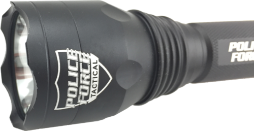 Police Force L2 Tactical Flashlight head