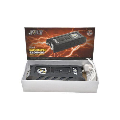 ThugBusters SafeKeeper Jolt Black-4