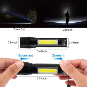 ThugBusters zoomable flashlight